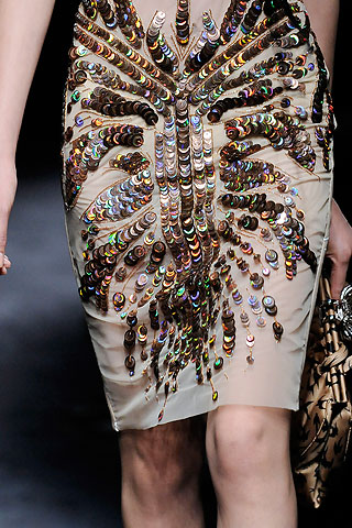Miu Miu SS10 detail from Style in Spades