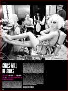 Lady Gaga V Magazine from Style In Spades