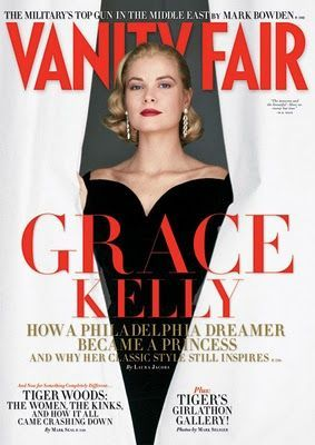 Grace Kelly Vanity Fair